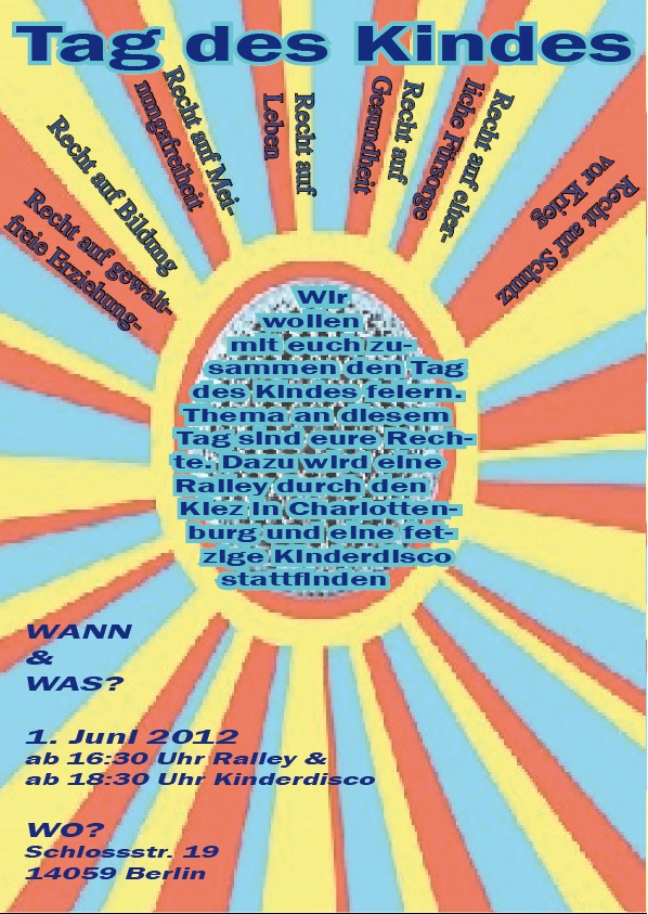 Tag des Kindes Falken Berlin Schloss19